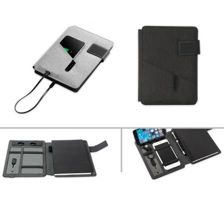 Promosyon 5000 mAh Power Bank Organizer